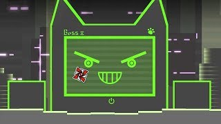boss 3 electro 100 demon by xender game geometry dash 211