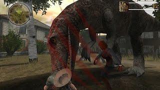 Zombie Fortress: Dino