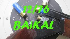 superpose baikal ij 27 cal 12/76 + essaie balle part 1