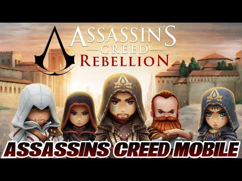 ASSASSINS CREED REBELLION Mobile - Hart Vorgestellt von BlackRabbit! ? thumbnail
