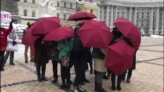 Акция секс-работниц в Киеве