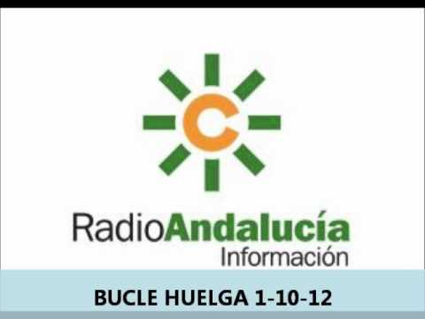 Radio Andalucia Informacion (Bucle Huelga 1-10-12)