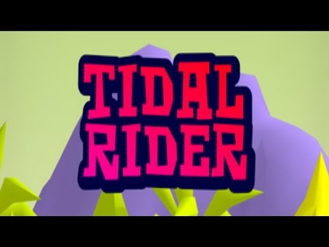 Tidal Rider ( PlayMotive) - iOS / Android HD Gameplay Trailer