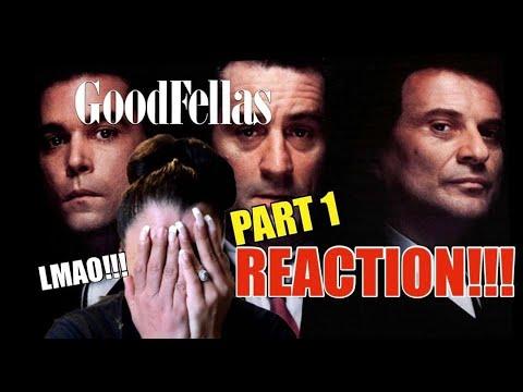 "Download GOODFELLAS ""1990 Film"" - REACTION!!! (Part 1)"