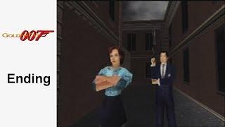 GOLDENEYE 007 (N64) Ending | Blind Playthrough | No Commentary