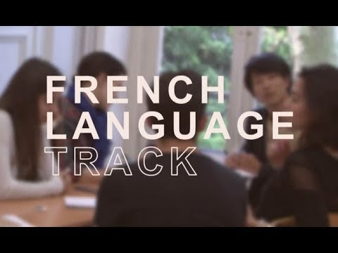 French Language | Sciences Po Summer School