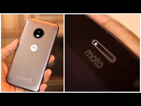 Hidden LED Light on the Moto G5 Plus?!
