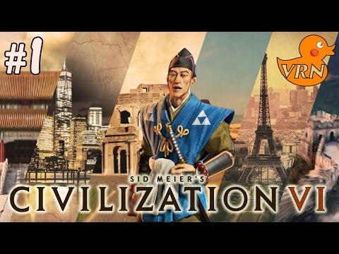อารยธรรมแห่งแดนอาทิตย์อุทัย...บังเกิดแล้ว - Civilization 6 [JAPAN] #๑
