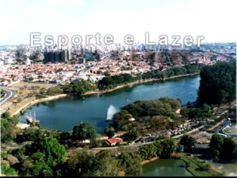 Lagoa do Taquaral - o marco de Campinas