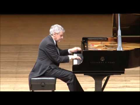 Chabrier - Scherzo-Valse, performed by Amaral Vieira, piano (video)