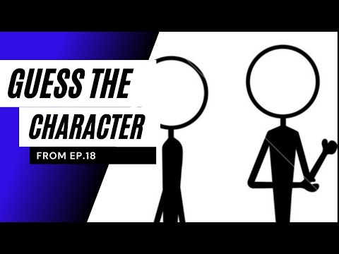 Guess the character! (From Ep.18)