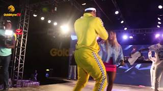 L A X AND DJ CUPPY'S PERFORMANCE AT JIMMY'S JUMPOFF 2018