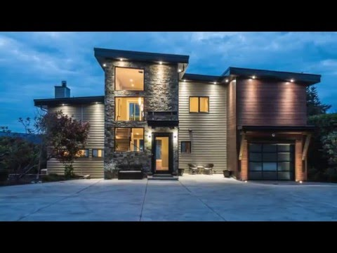 Ultimate in Campbell River Westcoast Luxury Home