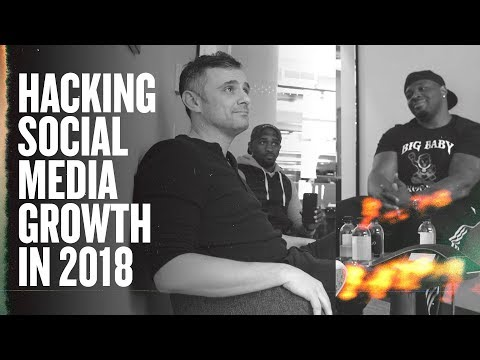 Advice for Punching on Social and Growing Your Brand With Big Baby   GaryVee Business Meeting