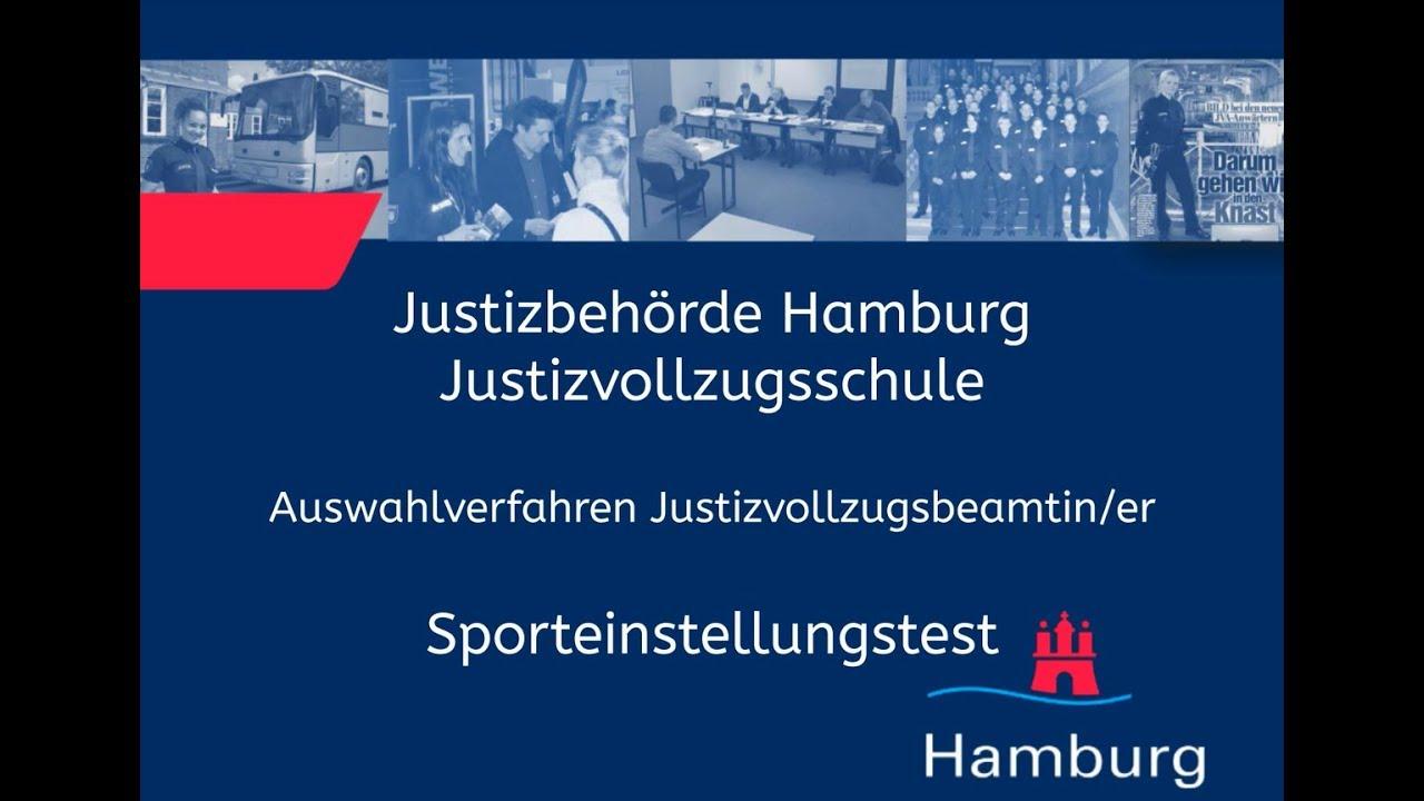 Ausbildung Justizvollzugsbeamte 2018 Hamburg Fhh