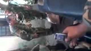 Пытки задержанных в Сирии (Латакия)