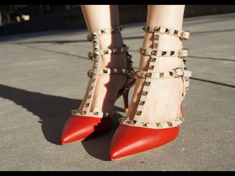 Rockstud Valentino Shoes Review