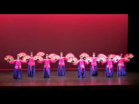 07 Korean Fan Dance Fairies: Journey into Asia 2012 (Rebirth)