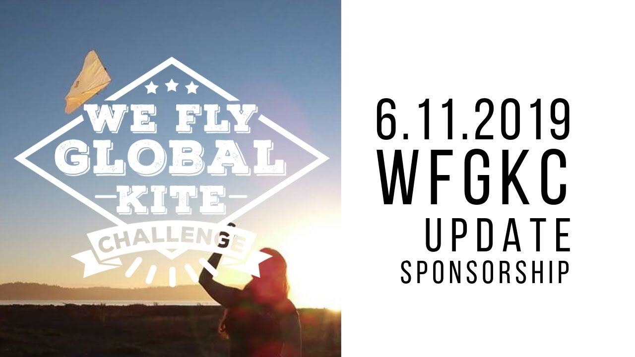 WFGKC - Chat with Andy of Ocean Shores Kites 6.11.2019