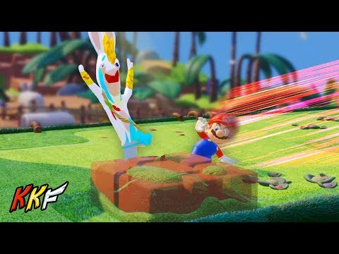Special Challenge 1-S1: Hurry-Up Offense - Mario + Rabbids Kingdom Battle