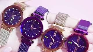 y2mate com   linda galaxy magnetic strap watch willington mbP89UbYX4c 1080p