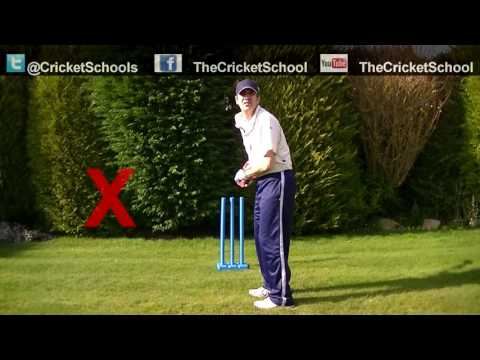 HD Cricket Video Batting Tutorial How to Back Swing/Lift