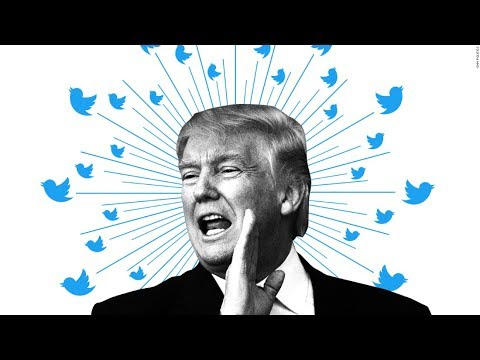 Caller Perplexed by Donald Trump's Twitter Use