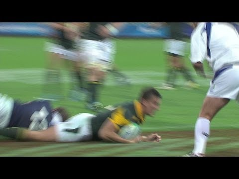 [HIGHLIGHTS] South Africa 61-5 Scotland at JWC 2014