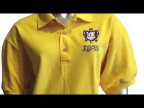 Stuff4greeks greek polo shirts embroidered fraternity for High quality embroidered polo shirts