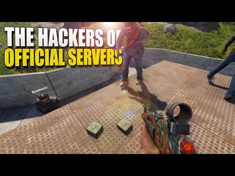 These HACKERS Need To Be DEALT WITH On Official Servers (Rust)
