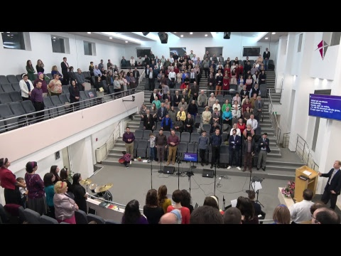Duminică 17 Februarie 2019 PM - Ken Tucker - Fundația Jubilate