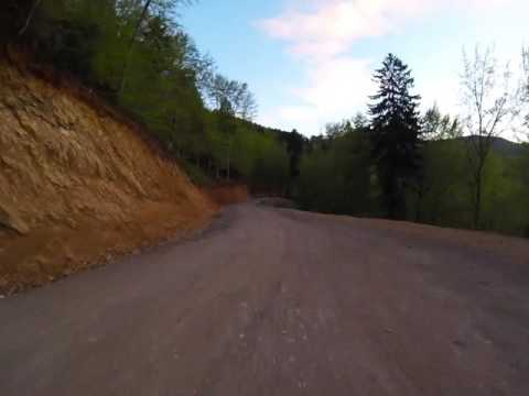 Downhill in Kronstadt