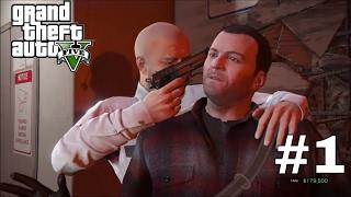 GTA 5 Gameplay Walkthrough Part 1