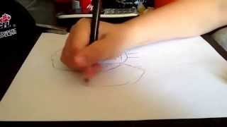 How to draw eps3 pewdiepie (cry stole stephano edition)