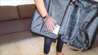 Valigia da cabina 55 cm TODECO