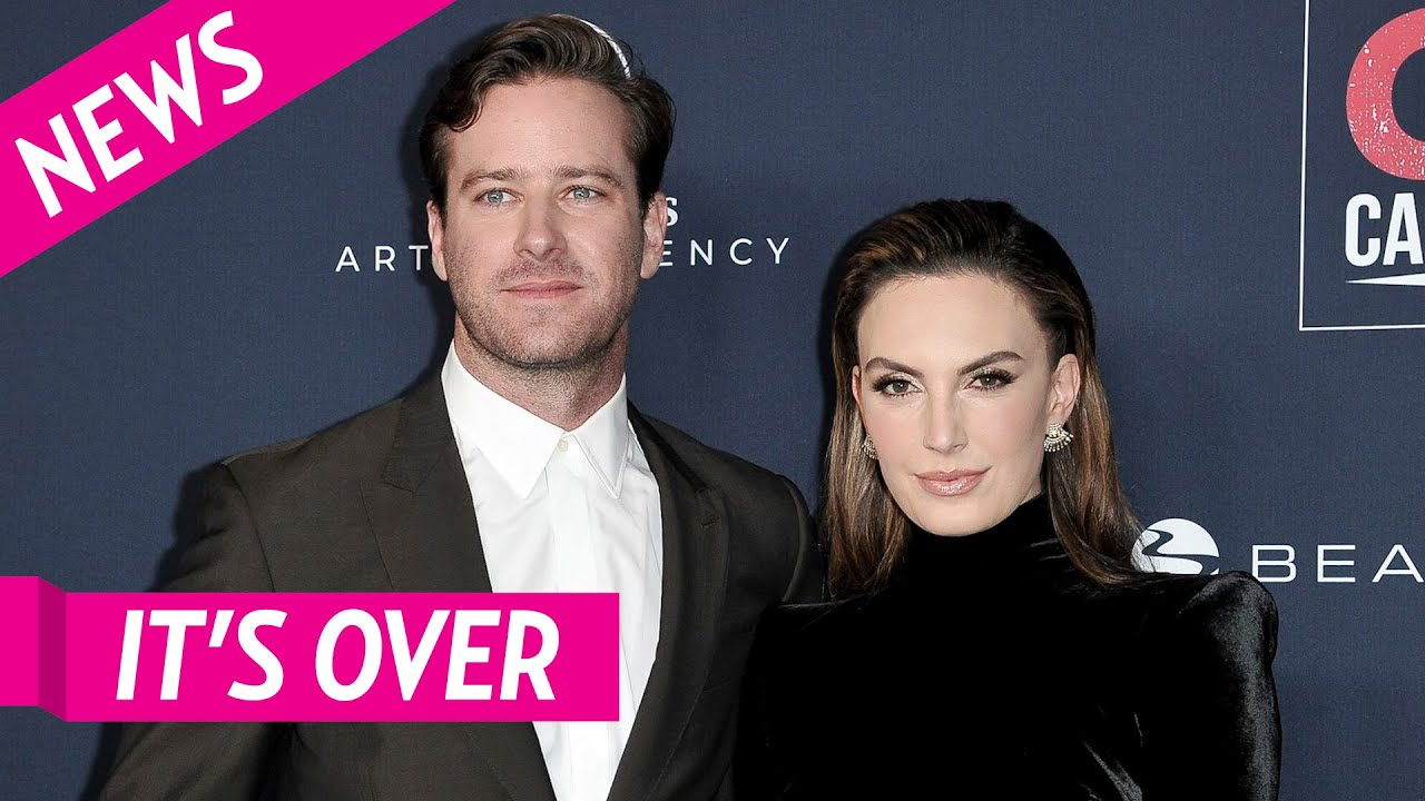 Actor Armie Hammer and wife separate after 10 years of marriage ...