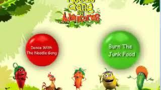 AR Kids Tanz-Spiel - Port-Grand - 32 - Karikaturen zentrale