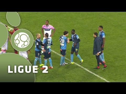 Havre AC – Evian TG FC (3-2)  – Résumé – (HAC – EVIAN) / 2015-16