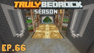 The crop farms deserved this build around them! Truly Bedrock s1ep66