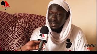Abdou Karim Guèye : Ngoor-Jigeen dou fii ame bate, dou fii marche et Emmanuel Macron ennemie l'islam