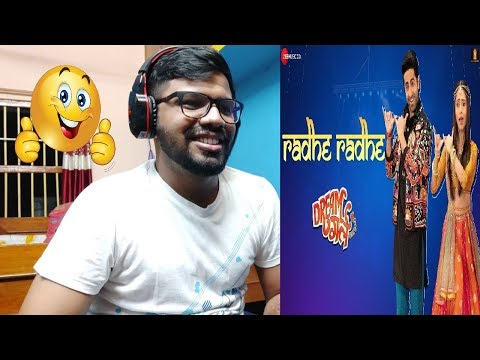 Radhe Radhe - Dream Girl Reaction | Ayushmann Khurrana, Nushrat Bharucha | Meet Bros Ft. Amit Gupta