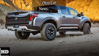 HOT NEWS  !!! 2018 Nissan Titan XD Interior and Infotainment Overview spec & price