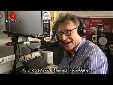 10 Ottobre 1977 - 10 Ottobre 2018 - 41 anni di Radio Galileo