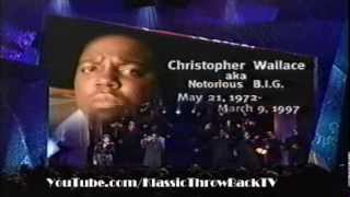 """Puff Daddy, Faith Evans, 112 - """"Missing You"""" Live (1997)"""