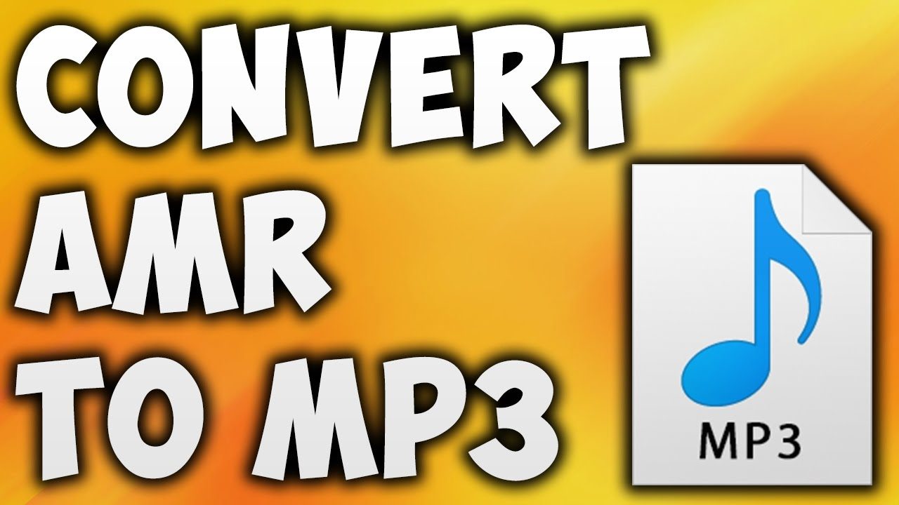 How To Convert Amr To Mp3 Online Best Amr To Mp3 Converter