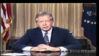 CBS News archives: Carter's famous
