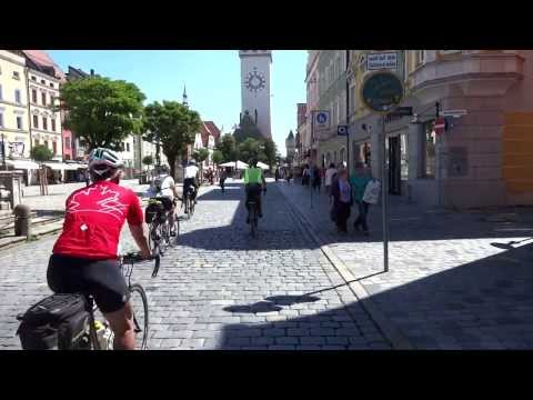 ExpeditionPlus: Euro Velo 6 Bicycle Tour, Part II - Switzerland & Germany 2013