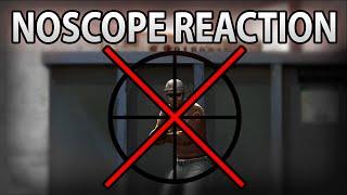 SICKEST NOSCOPE REACTION