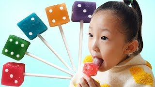 finger family color song By LoveStar | eating mom's candy secretly | Nursery rhymes & Kids song
