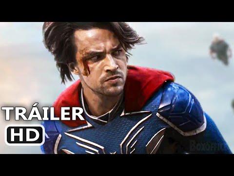 EL LEGADO DE JÚPITER Tráiler Español Latino SUBTITULADO (2021) Super Heroes